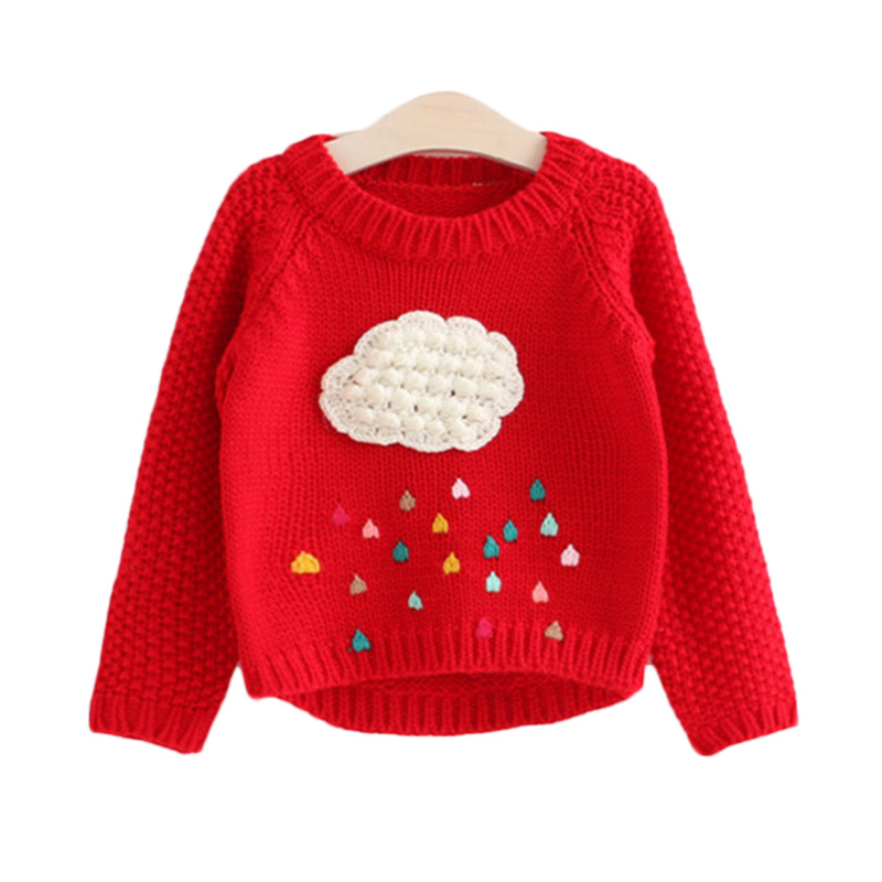 Adorable Knit Sweater for Girls