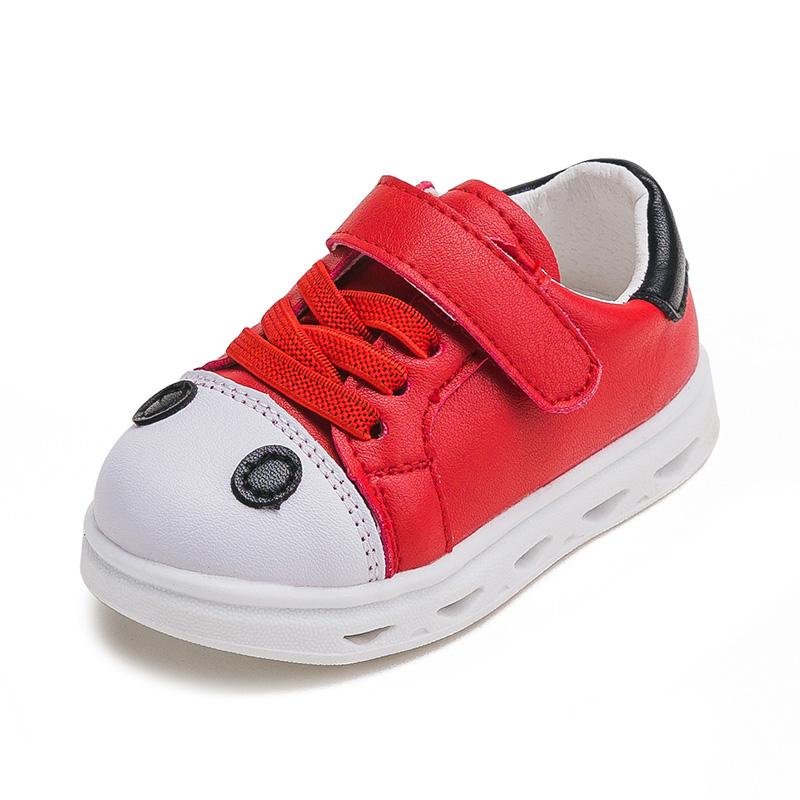 Comfy LED Casual Velcro Shoes for Toddler