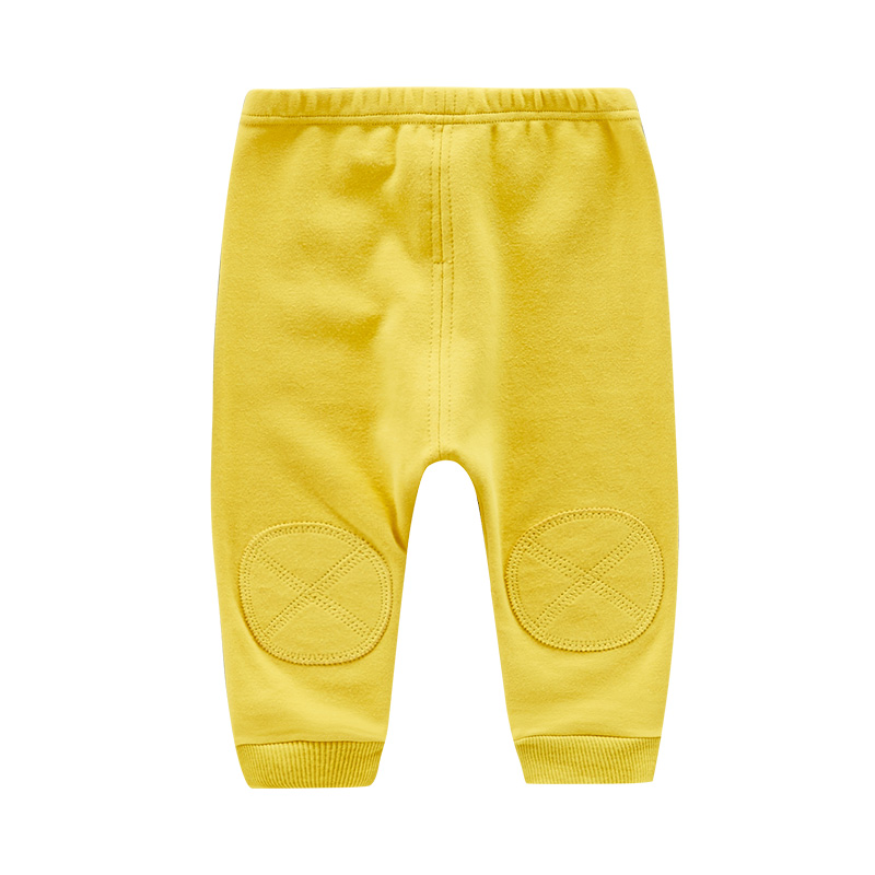 Casual Comfy Solid Pants for Baby
